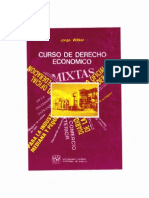 Curso de Derecho Economico - PDF