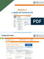 Curso Analytics 2011 - Versão Presencial