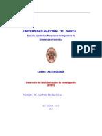 Desarrollo de Habilidades Para La Investigación 04.06.13 EPISTEMOLOGIA