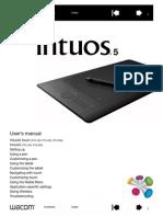 Intuos5 Manual