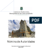 Protocolo Muni Bariloche