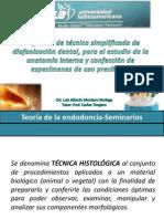 Diafanización presentación
