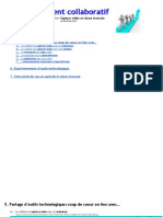 Document de Collaboration Sur La Classe Inversée