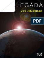 Haldeman, Joe - La Llegada [7529] (r1.2 Koothrapali)