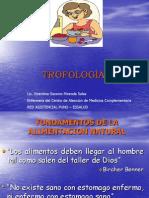 Trofologia-Depuraciòn Con Alimentos