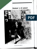 Llaque, Paúl. Valdelomar y El Amor (1994)
