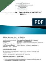 Presentacion Evaluacion y Gestion de Proyectos