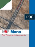 NOV Mono Rod Pump Catalog