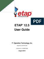 ETAP User Guide 12-5