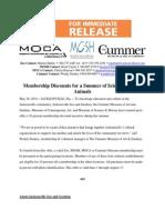 Membership Press Release