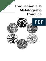 Anon - Introduccion a La Metalografia [Doc]