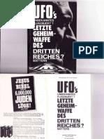 UFO's Letzte Geheimwaffe Des Dritten Reiches