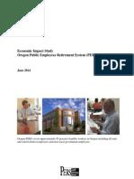 Pers 2013 Economic Impact Study