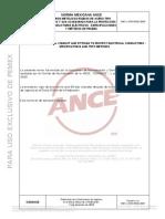 NMX J 534 ANCE 2005 Conduit Pesado