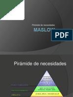 Teoria de Las Necesidades Basicas Maslow