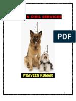 UPSC & Civil Services