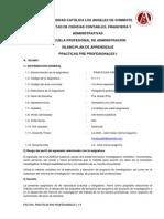 Imprimir Spa Practicas Pre Profesonales i
