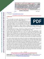 20140730-G. H. Schorel-Hlavka O.W.B. to Financial Ombudsman Service- Re Signature Card-etc