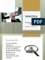 Presentaci+¦n 1, did+íctica