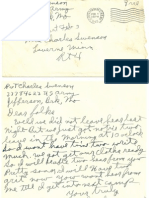 February 1 1945 to Folks
