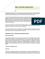 The Philippine Coffee Industry Cluster