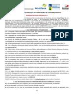 Edital SEFIN-SUPEL - RO Atualizado Conforme Retificação 01