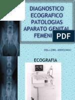 DIAGNOSTICO ECOGRAFICO PATOLOGIAS APARATO GENITAL FEMENINO 2