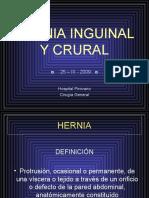 HERNIA INGUINOCRURAL