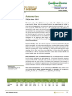 BIMBSec -Automotive - 20140730 - Sector Update