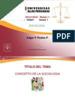 Ayuda Didactica Semana 1 Sociologia