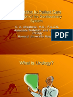 Dr. Ahaghotu - Urology Physical Examination
