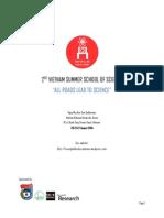 Vssf2014 Program