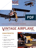Vintage Airplane - Jun 2000