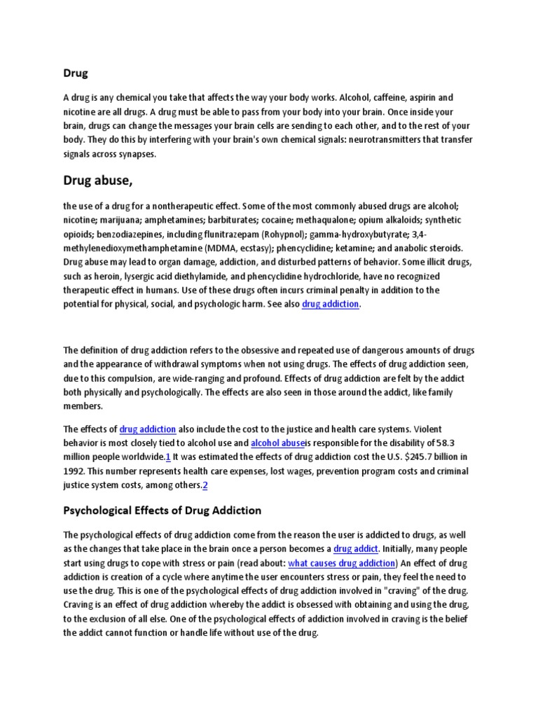 drugs meaning | substance abuse | mdma