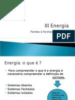 III Energia