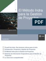 PresentacionMetodoIndra