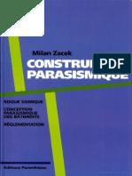 Construire-Parasismique