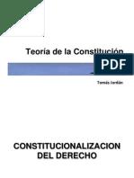 Te or í Adela Constitución