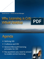 8 Microsoft VDI Licensing