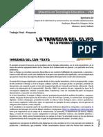 Proyecto La Travesia Del Glifo
