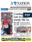 Daily Nation July 30th 2014