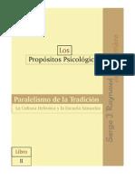 PP2, Paralelismo de la Tradición – La Cultura y la Escuela Sánscrita