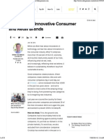 The 25 Most Innovative Consumer and Retail Brands _ Entrepreneur