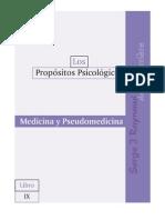 PP9, Medicina y Pseudomedicina