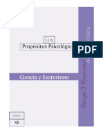 PP12, Ciencia y Esoterismo