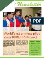 REBUILD Newsletter (July 2014)
