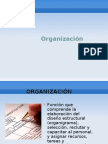 Organizacion Administrativa