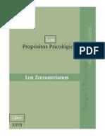 PP27, Los Zoroastrianos