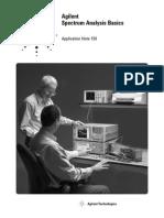 AN150 -Spectrum Analysis Basics