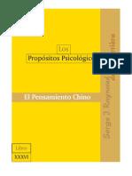 PP36, El Pensamiento Chino